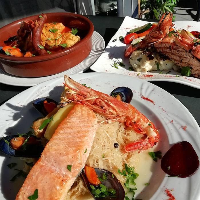 Le Restaurant - Paloma - Cannes
